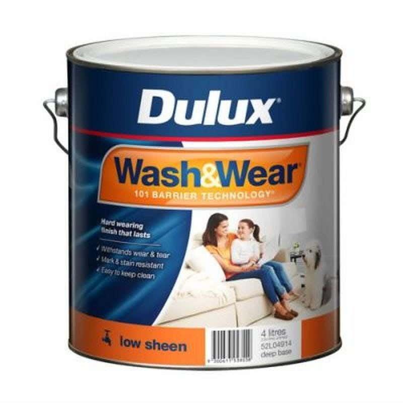 Dulux Wash & Wear