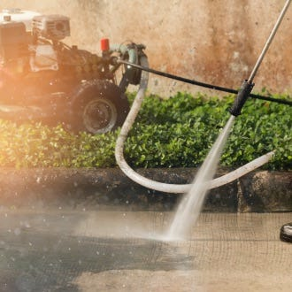Pressure Washers at Mitre 10