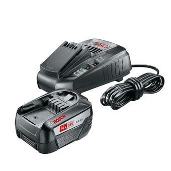 Bosch DIY 18V 4.0Ah Battery & Charger Kit