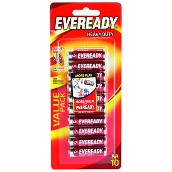 Eveready Heavy Duty Battery AA