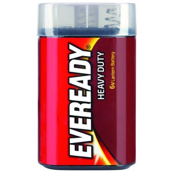Eveready 6V Lantern Battery