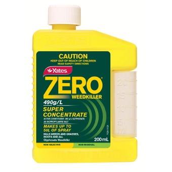 Yates Zero Glyphosate 490g/L Concentrate