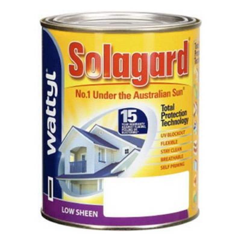 Solagard Low Sheen Stb 1L