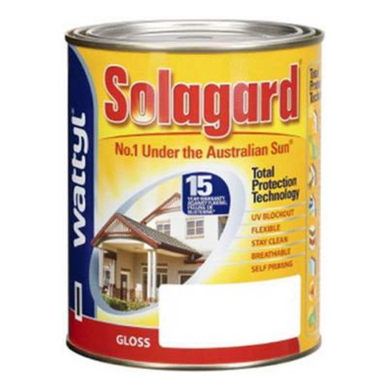 Solagard Gloss Light Base 1L