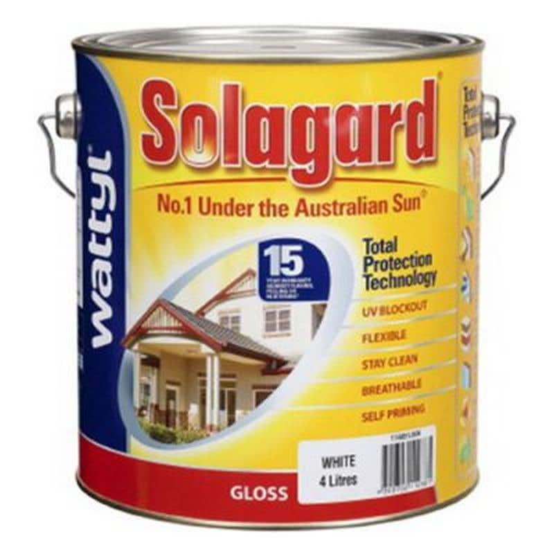Solagard Gloss Stb 4L