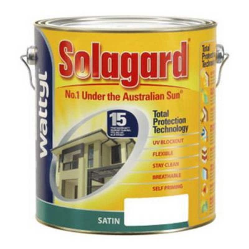 Solagard Satin Mid 4L