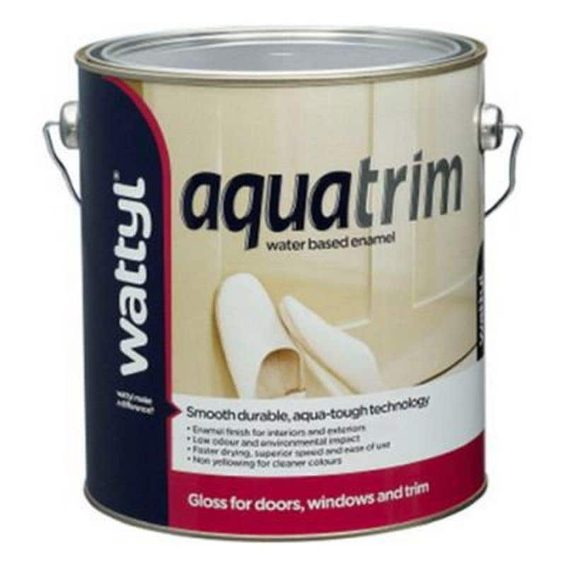Aquatrim Gloss Strong Tint Base 4L