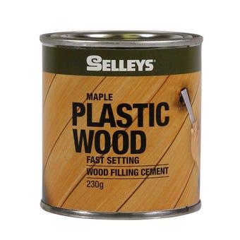 Selleys Plastic Wood 230g