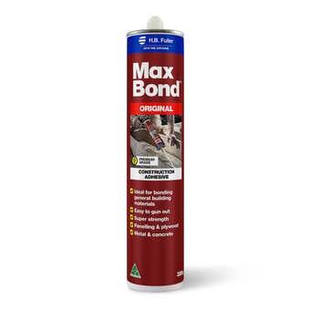 H.B. Fuller Max Bond Construction Adhesive 320g