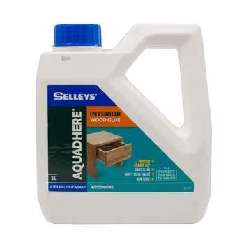Selleys Aquadhere Interior Adhesive PVA 2L