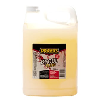 Diggers Bycol Clear Plasticiser 5L