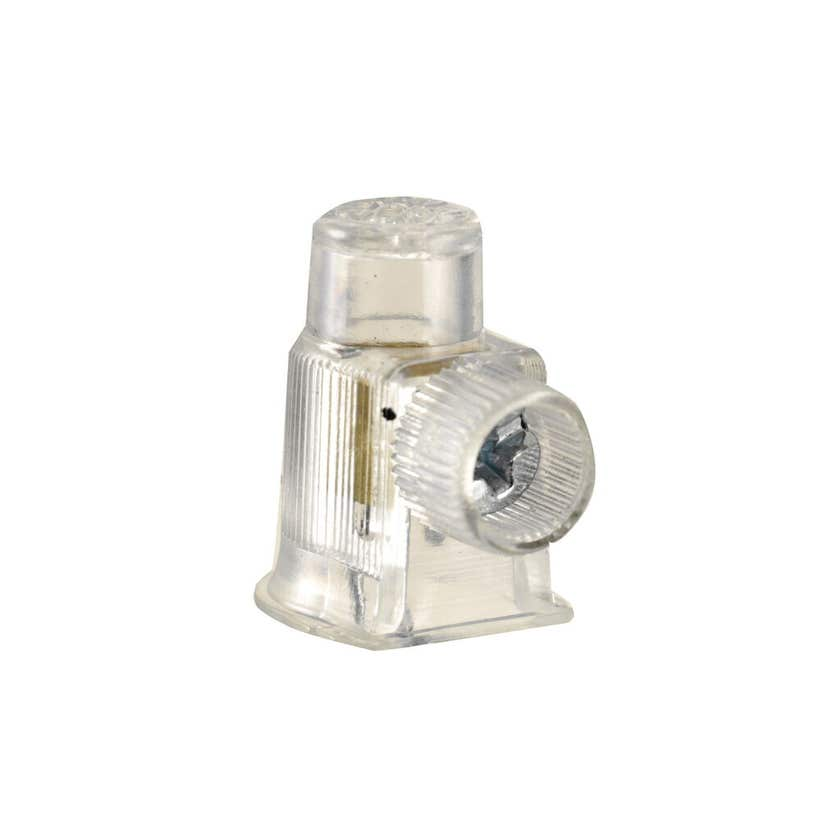 HPM 40A Single Screw Heavy Duty Connector - 10 Pack