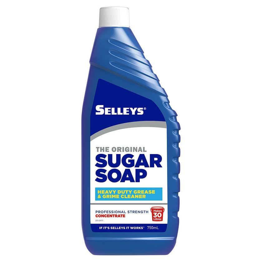Selleys Original Sugar Soap 750ml
