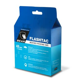 Bear Flashtac Weather Proofing Tape 48mm x 3m