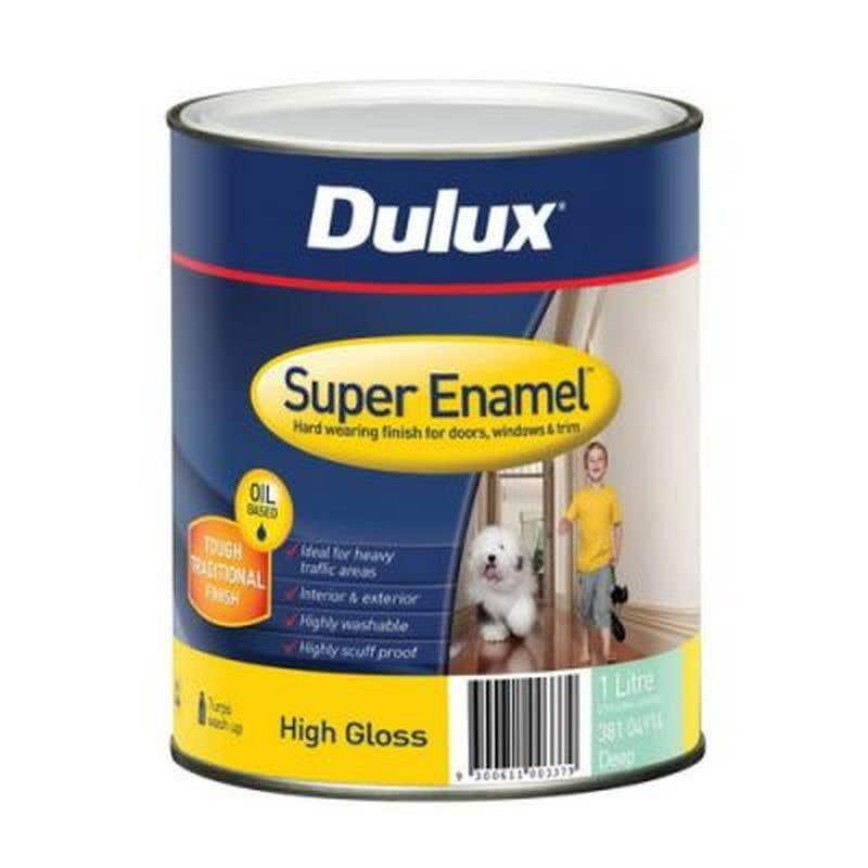 Dulux Super Enamel High Gloss Deep Base 1L
