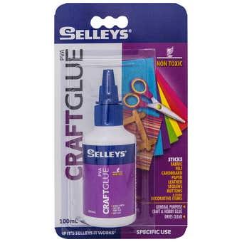 Selleys Craft Glue PVA 100ml