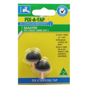 FIX-A-TAP Sealtite Tap Valve 15mm