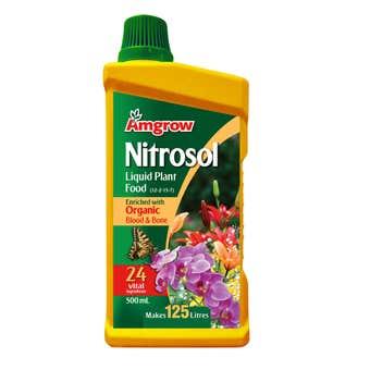 Amgrow Nitrosol Liquid Plant Food 500ml
