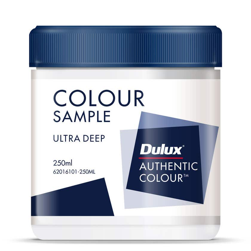Dulux Sample Pot Ultra Deep Base 250ml