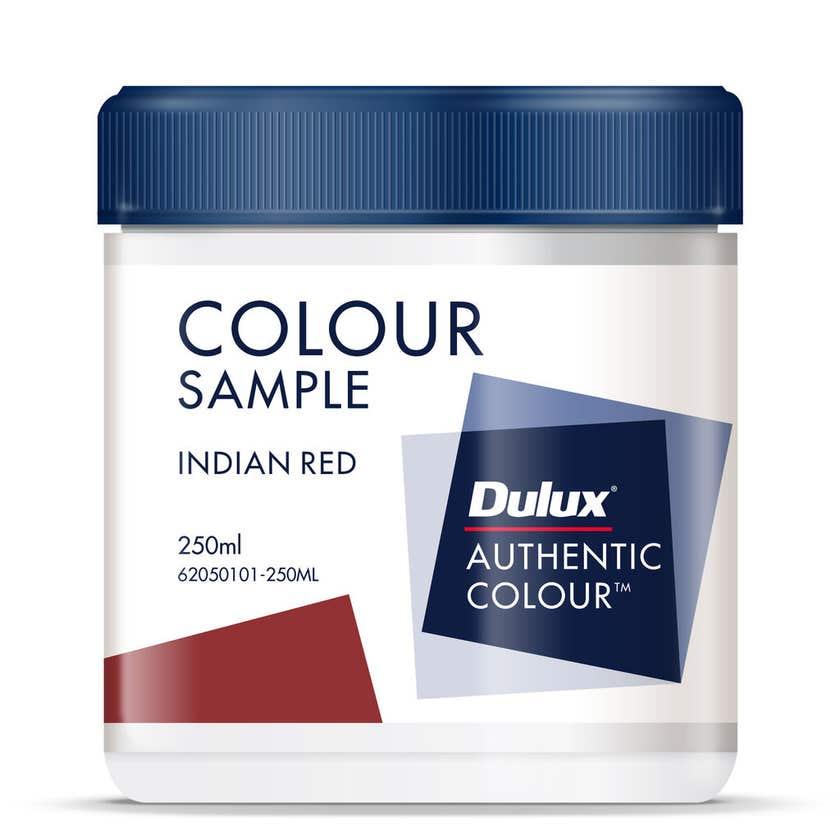 Dulux Sample Pot Indian Red 250ml