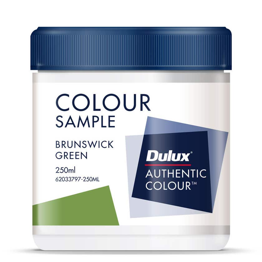 Dulux Sample Pot Brunswick Green 250ml