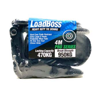Lion LoadBoss Tie Down Ratchet 4m - 1 Piece