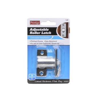 Prestige Adjustable Roller Latch Polished Chrome