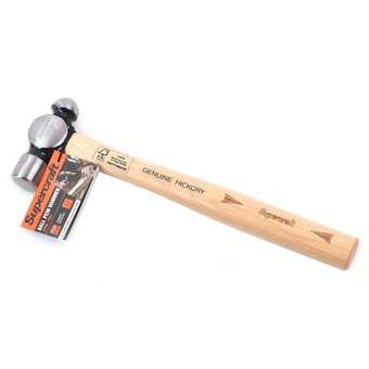 Supercraft Timber Handle Ball Pein Hammer 340g