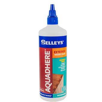 Selleys Aquadhere Exterior Wood Glue 500ml