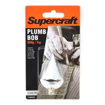 Supercraft Plumb Bob 200g
