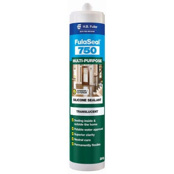 HB Fuller Fulaseal 750 Silicone Translucent 300g