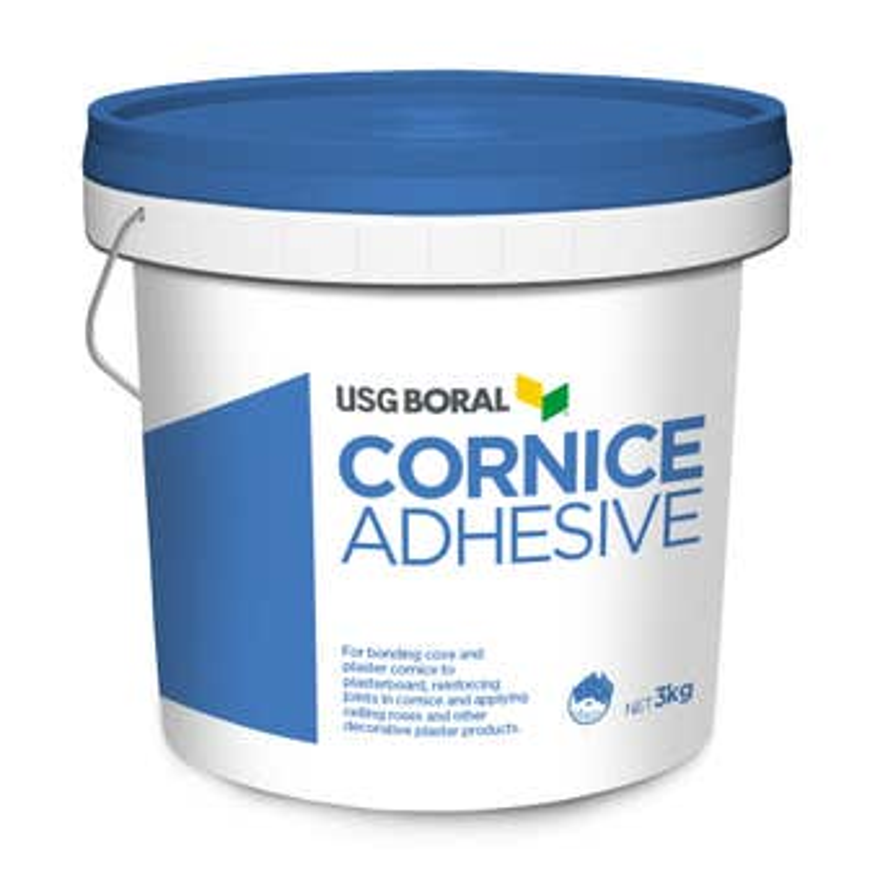 USG Boral Cornice Adhesive 3kg