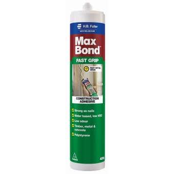 HB Fuller Maxbond Fast Grip Adhesive 420g