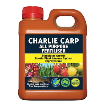 Charlie Carp All Purpose Fertiliser Concentrate 1 Litre