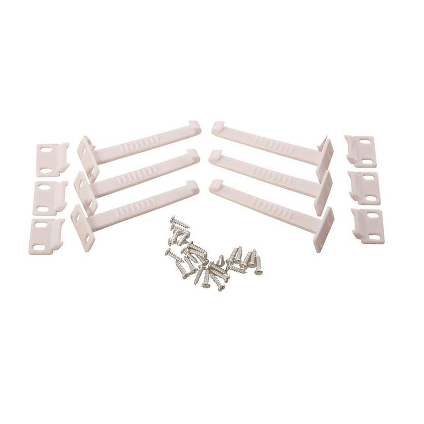 Dreambaby Safety Catches - 6 Pack