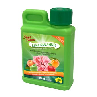 Sharp Shooter Lime Sulphur Concentrate 250ml