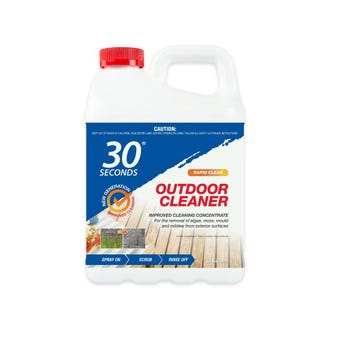 30 Seconds Outdoor Cleaner 2L