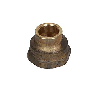 Brasshards Nut Flared Compression Brass 20mm