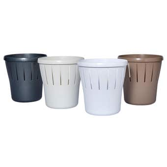 Classique Plastic Waste Tidy 260 x 240mm
