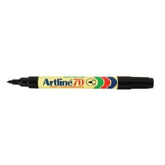 Artline EK-70 Permanent Marker Black