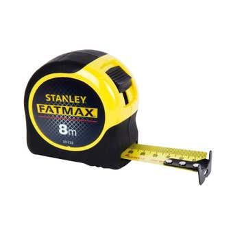 Stanley FatMax Tape Measure 8m