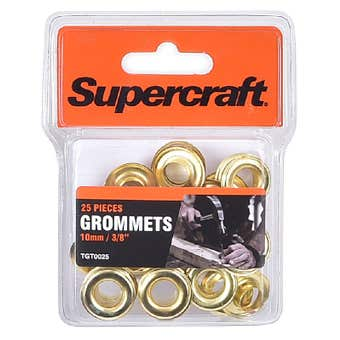 Supercraft Replacement Grommet - 25 Pack