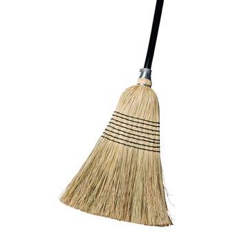 Oates 8 Tie Millet Blend Broom