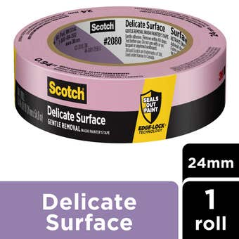 Scotch Delicate Surface Masking Tape 24mm x 55m