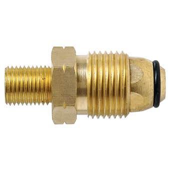 "Primus Adaptor POL Cylinder to 1/4"" BSP"