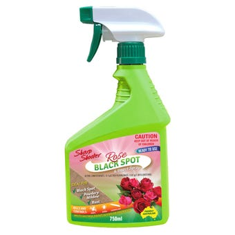 Sharp Shooter Rose Black Spot & Insect Spray 750ml