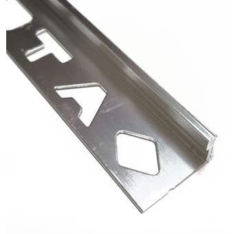DTA Aluminium Tile Angle 3m x 8mm