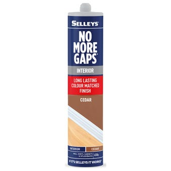 Selleys No More Gaps Interior Filler Cedar 450g