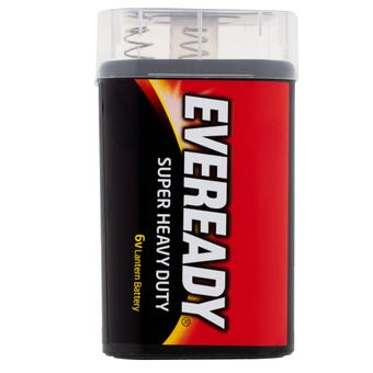 Eveready SHD Dolphin 6V Lantern Battery