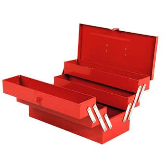 Storage Geelong 5 Tray Cantilever Tool Box